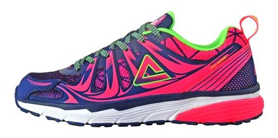 Zapatilla Peak Mujer Running Gym Crossfit Entrenamiento