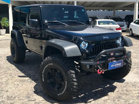 Jeep Wrangler 3.6 Unlimited Sport Aut. 4p 2015