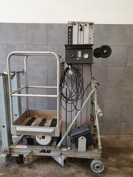 Plataforma Elevadora JLG 8 Mts