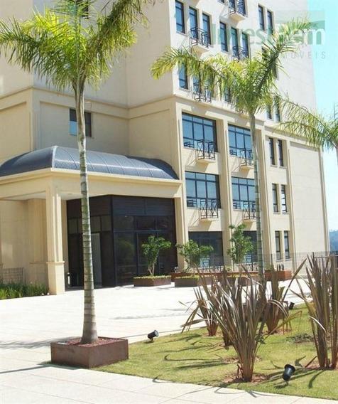 Sala Comercial Para Locação, Condomínio Vértice, Valinhos. - Sa0026