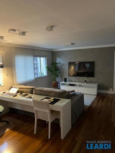 Imagem 1 de 9 de Apartamento - Moema Pássaros  - Sp - 624984