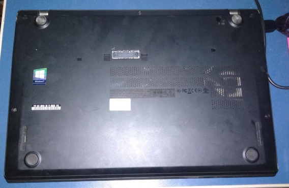 Notebook Lenovo Thinkpad E470-i5 7200u - 8gb Ram - 500gb