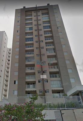 Apartamento Com 2 Dormitórios À Venda, 66 M² Por R$ 610.000 - Taquaral - Campinas/sp - Ap8186