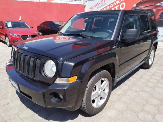 Jeep Patriot 2010 5p Sport Cvt 4x2