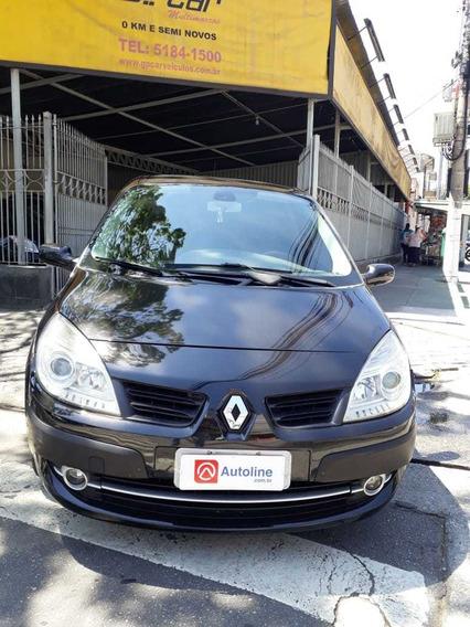 Renault Grand Scenic Automática Raridade 7 Lugares