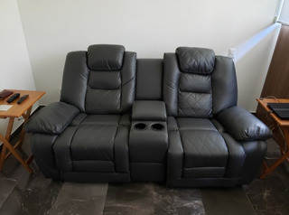 Love Seat Reclinable Eléctrico