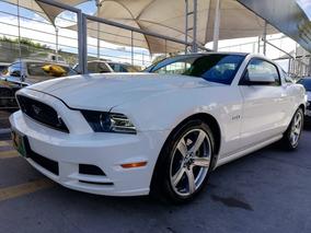 Ford Mustang 5.0l Gt Vip Equipado Piel At
