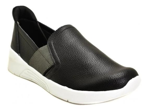 Zapatillas Mujer Plata Piccadilly Pancha Importada