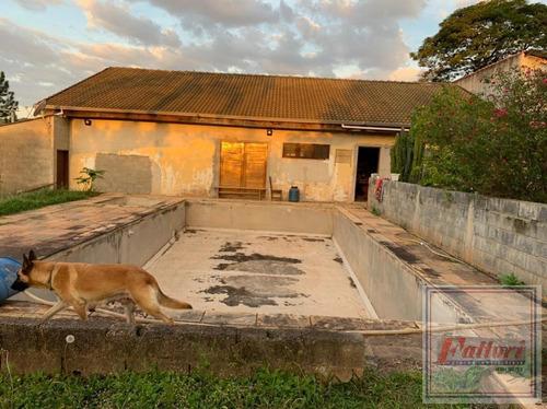 Imagem 1 de 15 de Chácara Para Venda Em Itatiba, Real Parque Dom Pedro I, 3 Dormitórios, 1 Suíte, 2 Banheiros, 3 Vagas - Ch0028_2-1224399