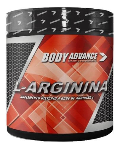 Oxido Nítrico. L - Arginina 200 Gr. Body Advance