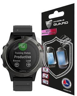 Garmin Fenix 5 47 Mm Reloj Protector De Pantalla 2 Unidades