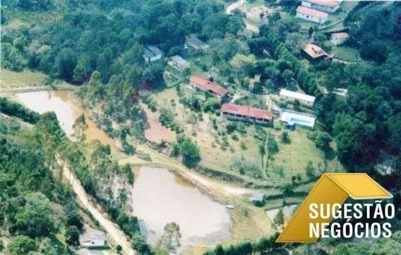 Chácara Para Pousada, Pesqueiro Ou Clube De Campo - 2649