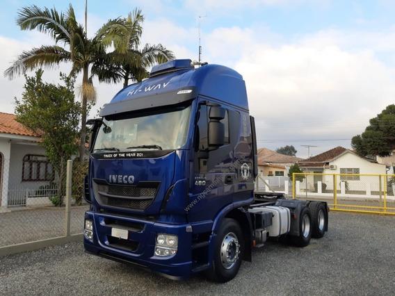 Iveco Hiway 2014 6x4 Baixokm Fh520 Fh540 Scania 440 540 2651