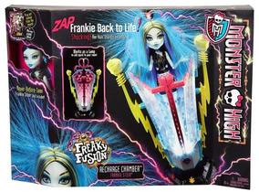 Monster High Freaky Fusion Câmara De Recarga - Mattel Bjr46