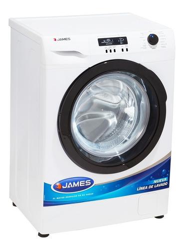 Lavarropas James  Lr6900 Plus 6kg Nuevo Modelo