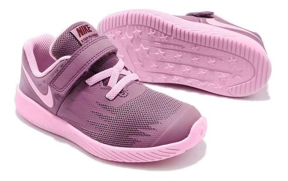 Zapatillas Nike Star Runner Tdv N Originales Bebe
