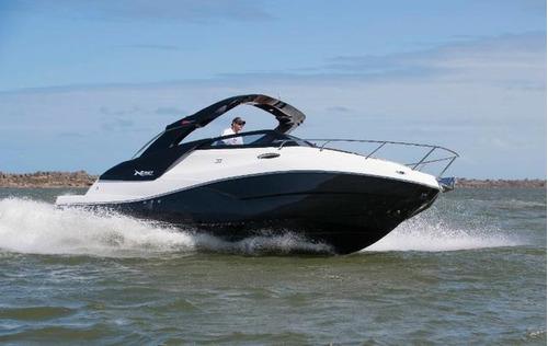 Lancha Nx 260 Nova (ñ Focker Coral Phantom Fs Real Nhd)