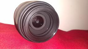 Lente Sony 55-200 Fun Ionando Perfeitamente Pouco De Fungo