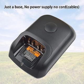 Cargador De Pmnn4077 Base Para Xpr3300 Xpr3500 Xpr6100