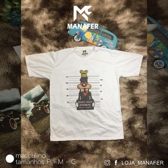 Camiseta Original Manafer Pateta Preso