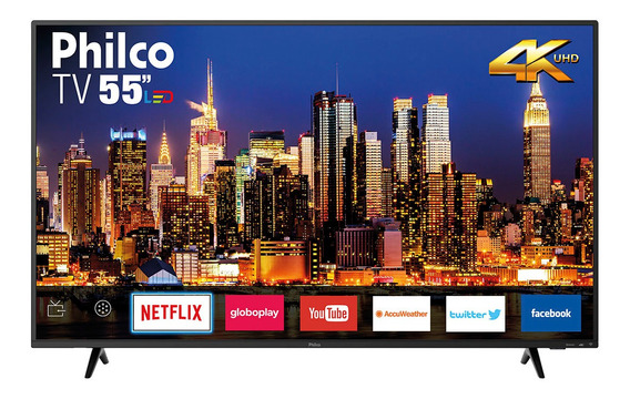 Smart Tv Philco Led 4k 55 Ptv55f62sn