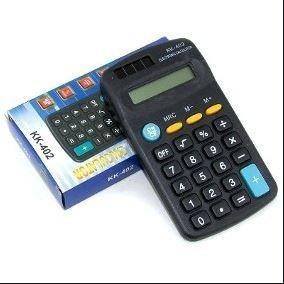 Calculadora Mini De Bolsillo Kenko Kk 402