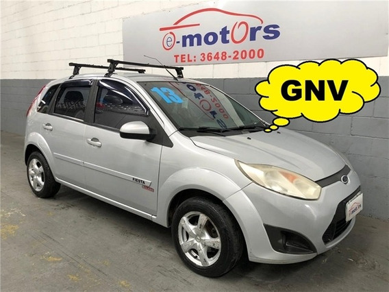 Ford Fiesta 1.6 Hatch Completo Gnv