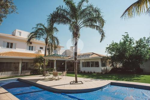 Imagem 1 de 30 de Casa À Venda Em Loteamento Alphaville Campinas - Ca008306