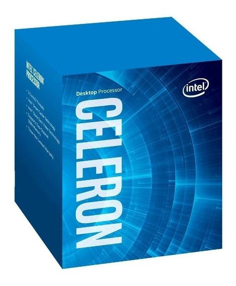 Processador Intel Celeron G3930 2mb 2.9ghz Lga 1151 Seminovo