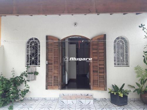 Sobrado Com 3 Dormitórios À Venda, 130 M² Por R$ 560.000,00 - Jardim Gracinda - Guarulhos/sp - So0515