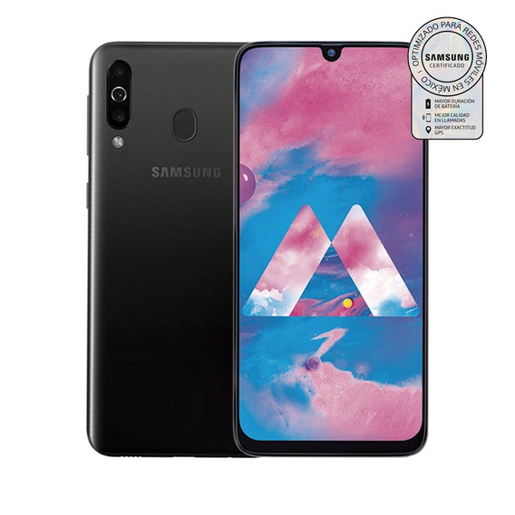 Samsung Galaxy M30 64gb+4ram Triple Camara Garantia Samsung