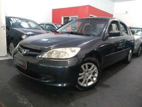 Honda Civic 1.7 Lx Automático 2004