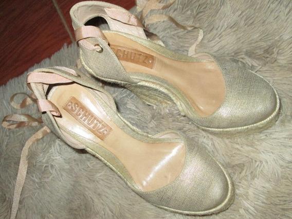 Sandalia Salto Plataforma Schutz Original