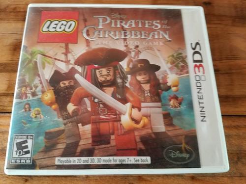 Juego Nintendo 3ds Pirates Of The Caribbean Original