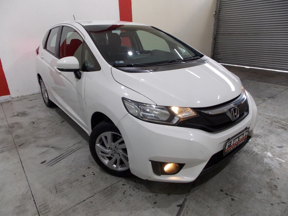 Honda Fit Lx 1.5 Flex 2016 Automatico + Multimidia (novo)