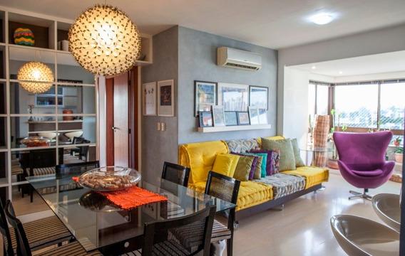 Ótimo Apartamento 3 Dorm. No Bairro Santana Em Porto Alegre!