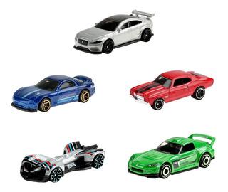 Hot Wheels Surtido Básico De Vehículos, Modelos Variables