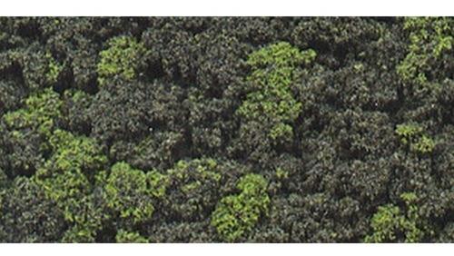 Mezcla De Bosque Arbustos Clumpfoliage Woodland Scenics