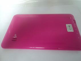 Tampa Traseira Tablet L410 Rosa Original