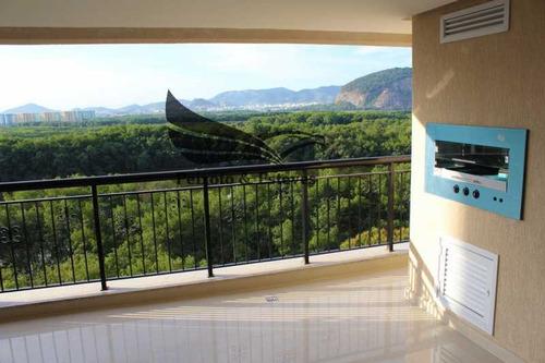 Imagem 1 de 7 de Apartamento-à Venda-barra Da Tijuca-rio De Janeiro - Svap40023