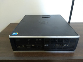 Pc Cpu Hp Elite 6000 Intel Core 2 Quad 8gb Ddr3 500gb Q8400
