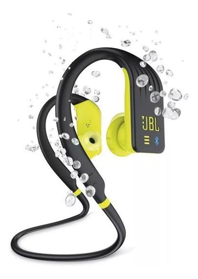 Fone De Ouvido Jbl Endurance Dive Bluetooth Amarelo/preto.