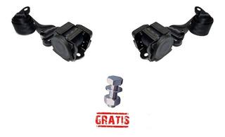 Kit Cinto Segurança Traseiro Gol Bola G3 G4 G5 C/ Parafusos
