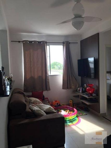 Apartamento Residencial À Venda, Rios Di Itália, São José Do Rio Preto. - Ap0885