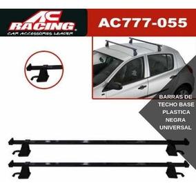 Racks Para Techo Negras Ac Racing Nuevas