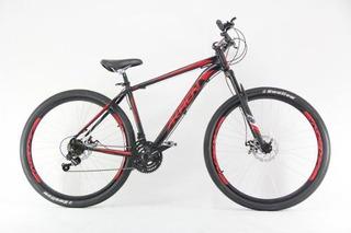 Bicicleta Akron Aro 29 21v Kit Shimano+brinde Frete Grátis