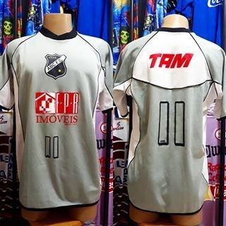 Camisa Abc- Futsal - Eureka- G- N° 11