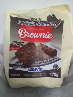 Premezcla De Brownie Ledevit 470gr.