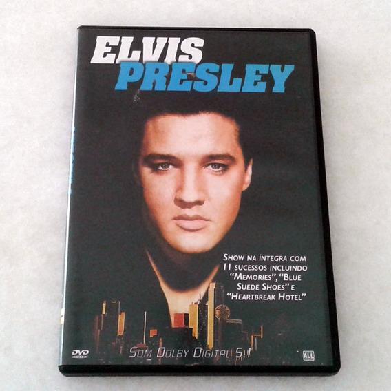 Dvd Elvis Presley ¿ One Night With You - Excelente Estado