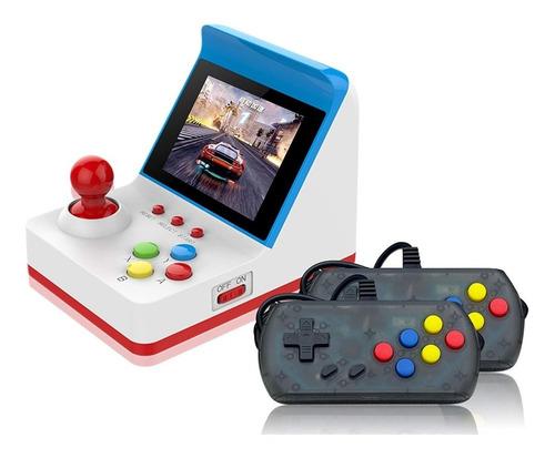 Consola Retro Clasica Fc Mini 360 Juegos 8bit Mario Series